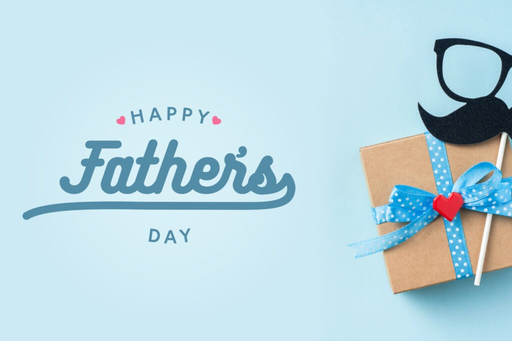 Happy Father's Day from Champagne and Sugarplums