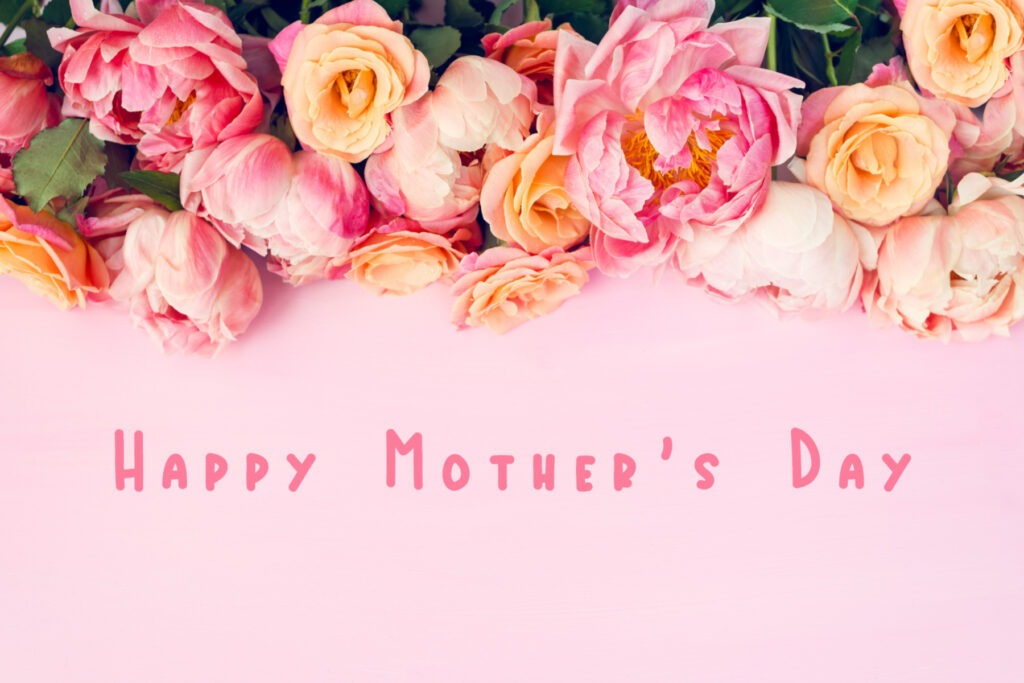 Happy Mother's Day from Champagne and Sugarplums