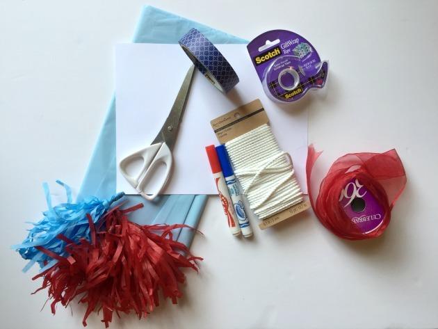 DIY Patriotic Windsock - Family Focus Blog