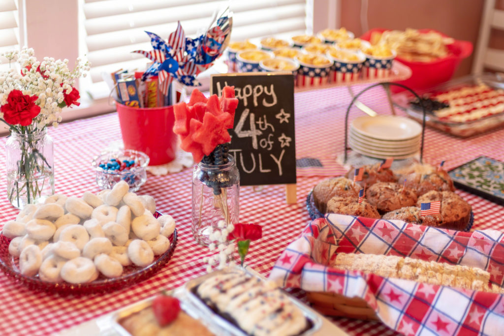 The Best Fourth of July Recipe Ideas for Dinner, Dessert and more!