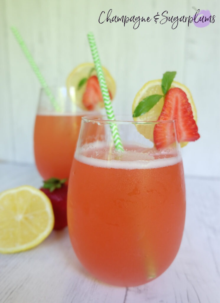 Delicious Cocktail Recipe by Champagne and Sugarplums