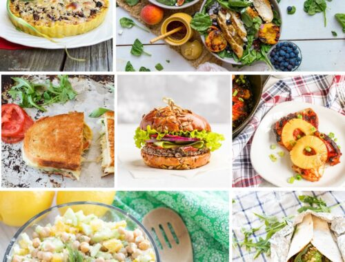 Summer Long Weekend Ultimate Dinner Recipe List