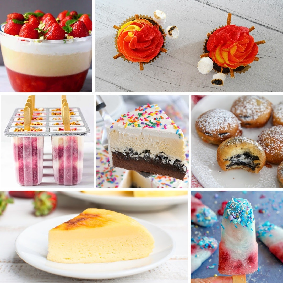 Ultimate summer dessert recipe ideas
