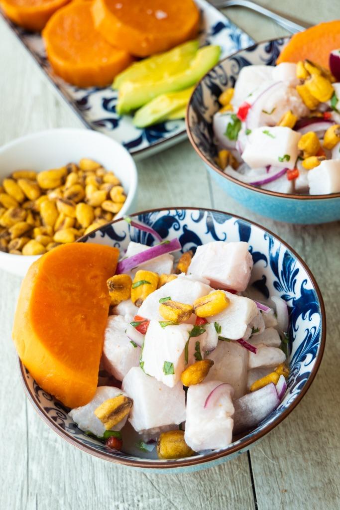 Classic Peruvian Ceviche - The Cookware Geek
