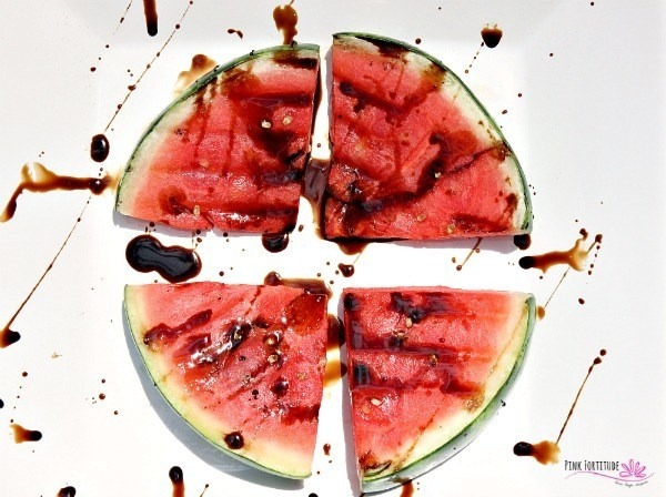 The Secret to Perfectly Delicious Grilled Watermelon - Pink Fortitude