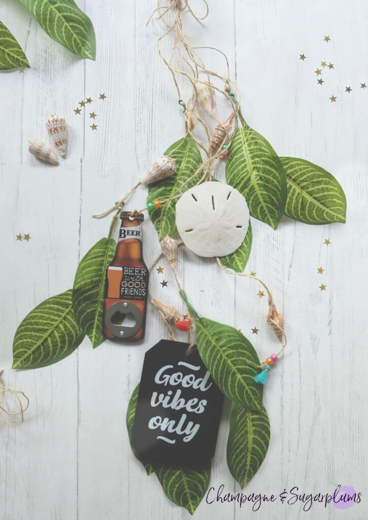 DIY Dollar Store Bottle Opener for the Cottage