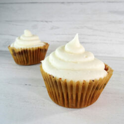 Pumpkin Spice Cupcakes Recipe by Champagne and Sugarplums