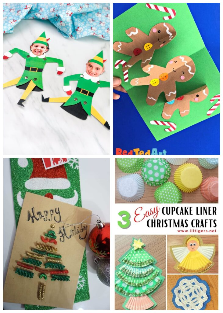 Over 25 of the Best Christmas Crafts for Kids