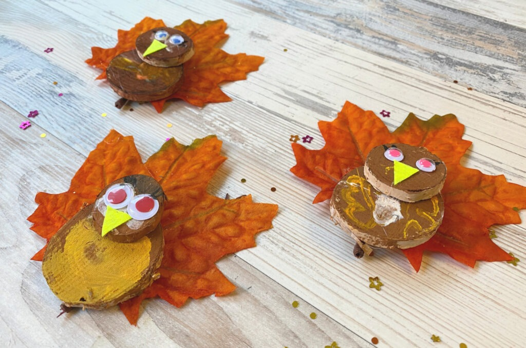 Cute and Fun Turkey Craft Idea for Kids