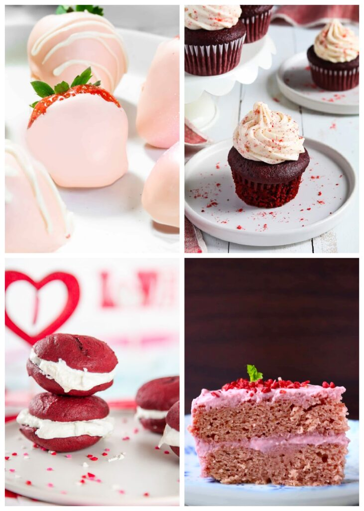 The Best Valentine's Day Dessert Recipes by Champagne and Sugarplums