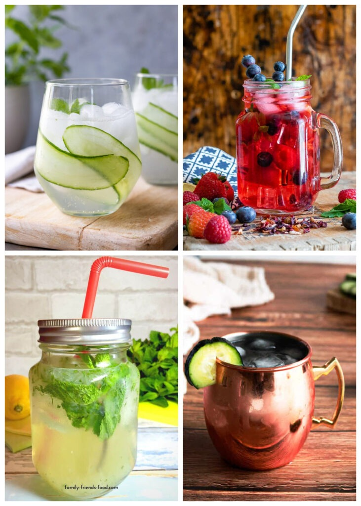 Ultimate List of Summer Drinks - Over 65 Recipes!