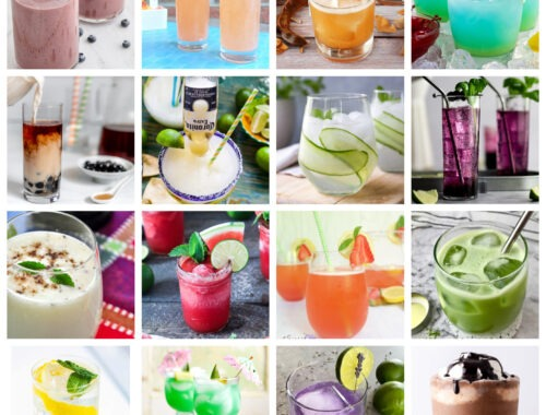 Ultimate list of summer drinks by Champagne and Sugarplums